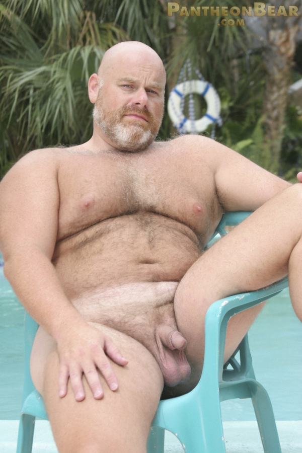 Chub Daddy Bear Brick Hampton Naked